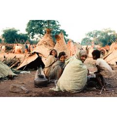 Gypsies at Dawn