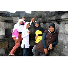 Friends in Java