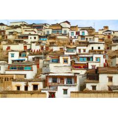 Monk's Village Gyaltang